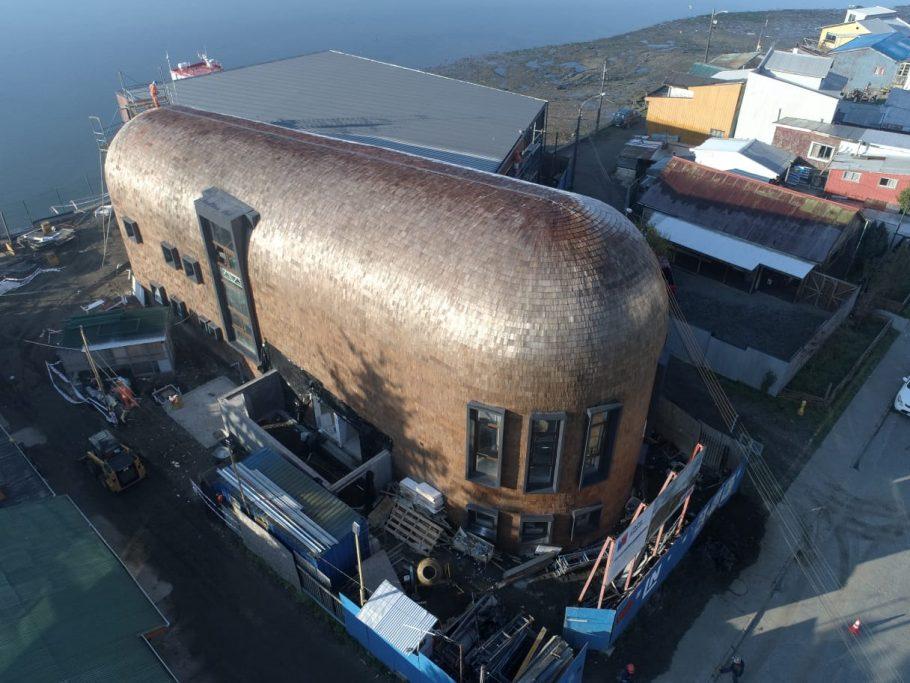 """CONSOLIDACION ESTRUCTURAL: MUSEO ARCHIVO CASTRO –""""LA BALLENA"""""""